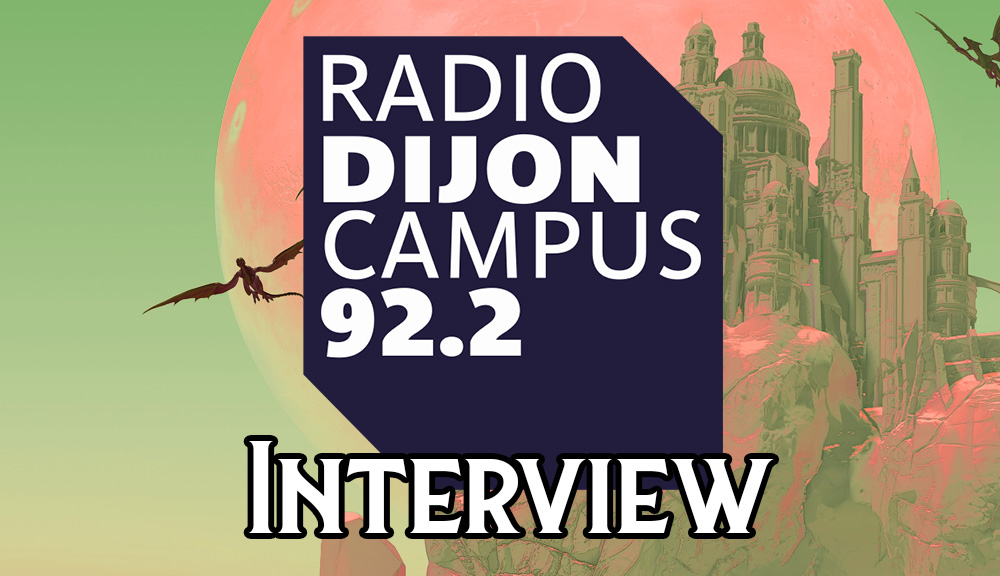 Lore & Legacy : interview sur Radio Dijon Campus