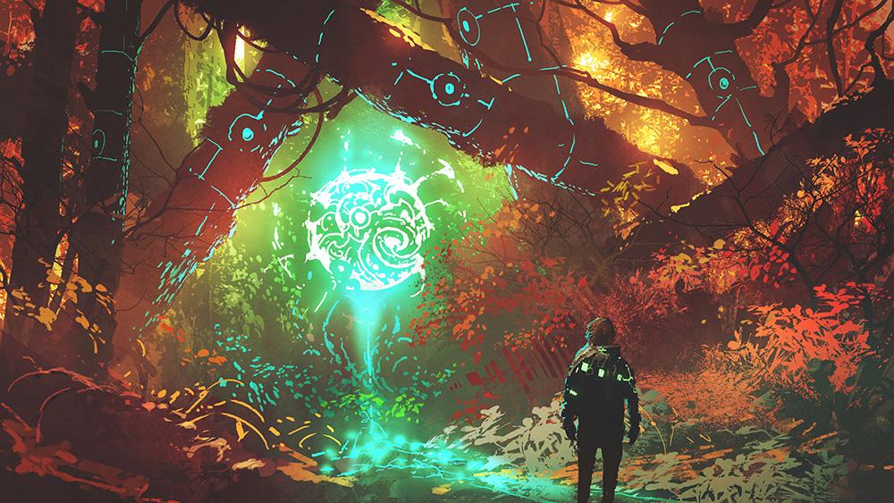 Le monde de Lore & Legacy : la magie