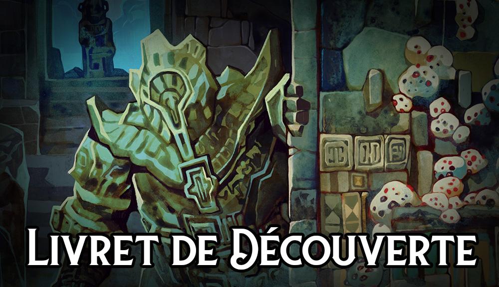 Lore & Legacy : le Livret de Découverte est disponible !