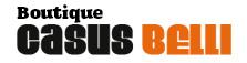 Boutique Casus Belli
