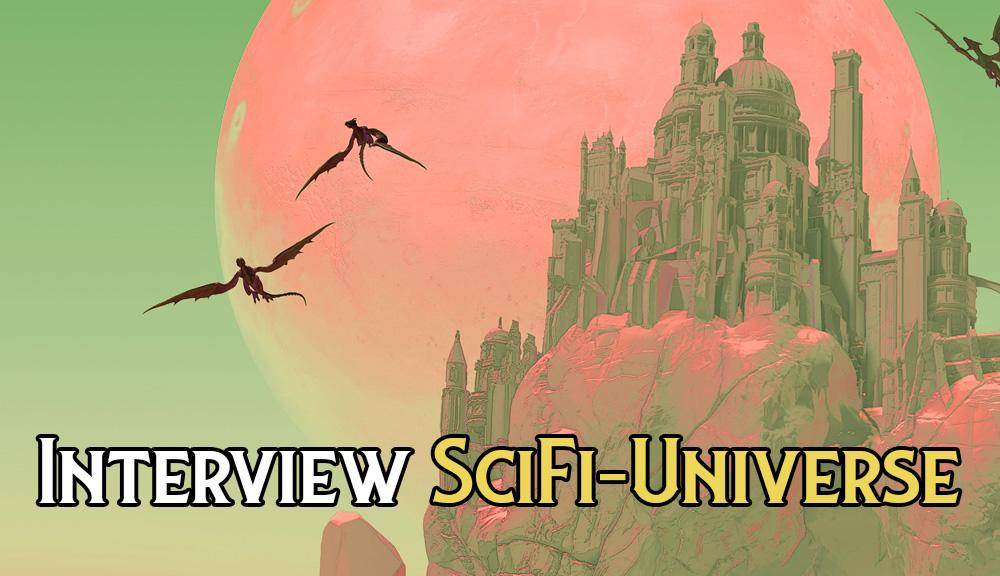Lore & Legacy : Interview sur SciFi-Universe
