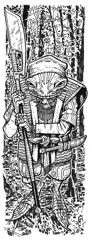 Les peuples de Lore & Legacy : les kéranes