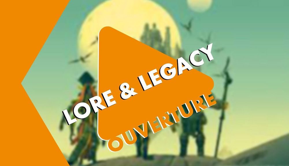 Critique de Lore & Legacy sur Rôliste TV