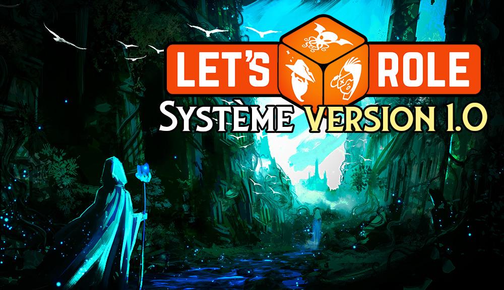 Lore & Legacy dans Let's Role : version 1.0